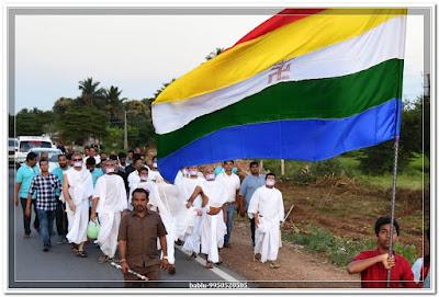 महाश्रमण जी ने कहा कि अहिंसा परम धर्म है