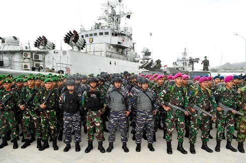 Asik Nih! Tunjangan Kinarja TNI Dinaikkan 80 Persen