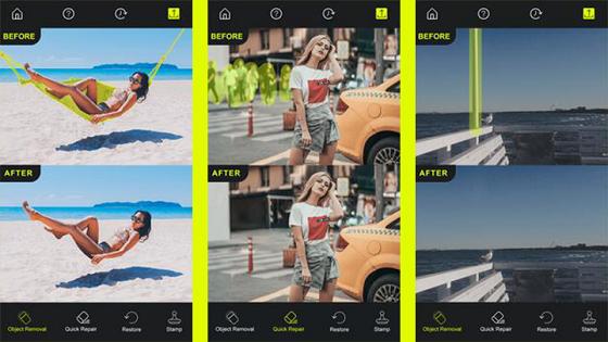 تحميل تطبيق Photo Retouch لتعديل على الصور وحدف اي جزء بسهولة للأندرويد