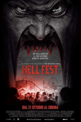Hellfest [2018] [DVD R1] [Latino]