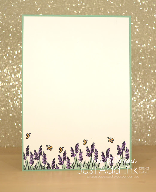 scissorspapercard, Stampin' Up!, Just Add Ink, Beautiful Moments, Stampin' Blends, Stitched Nested Labels Dies, Neutrals DSP