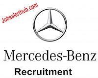 Mercedes Benz Recruitment