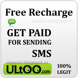 Get Free Mobile Recharge by Sending SMS | TechnoSpot