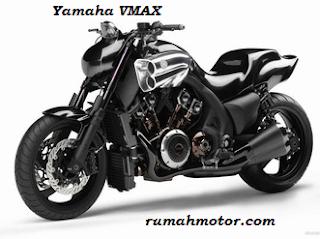 Spesifikasi dan Harga Yamaha VMAX Terbaru