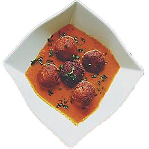 Malai Kofta delicious dish of  North India recipe.