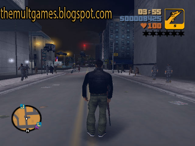 GTA 3 Download ~ Mult Games