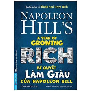 Sách-Bí Quyết Làm Giàu Của NapoLeon Hill - First News ebook PDF-EPUB-AWZ3-PRC-MOBI