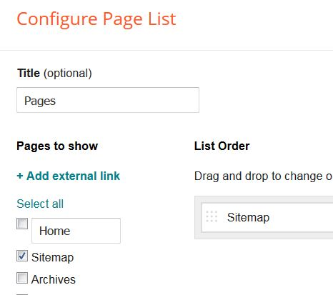 how to create Blogger sitemap step by step