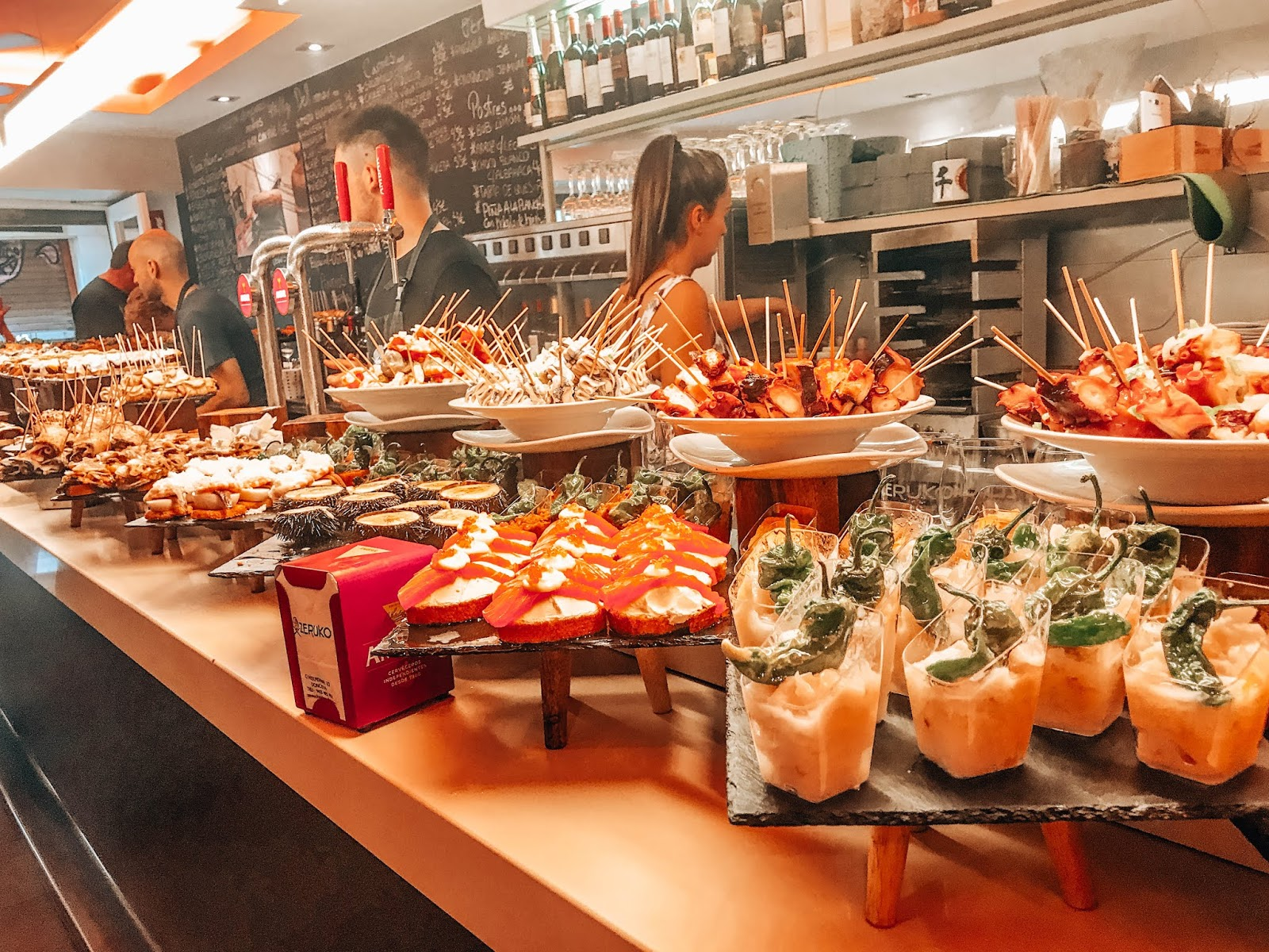 San Sebastián Spain Gastronomy