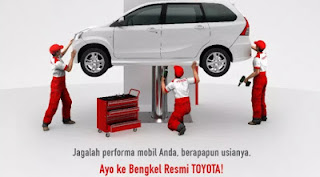 Bengkel Toyota di Gresik