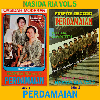 Download Lagu Nasidaria Full Album Vol.5 - Perdamaian