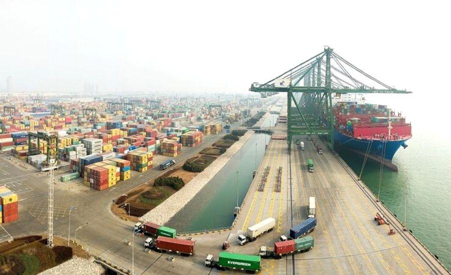 Porto de Tianjin terá o primeiro terminal 'zero carbono' do mundo