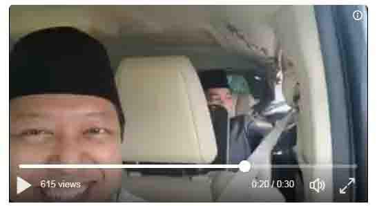Lempar Bingkisan ke Warga dari Mobil, Wakil Ketua DPR Sebut Jokowi Primitif, Memalukan