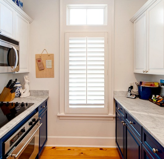 Royal Blue Kitchen: Creating Contrast With Royal Navy Blue