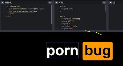 Cara Membuat Logo Pornhub Dengan Nama Kita