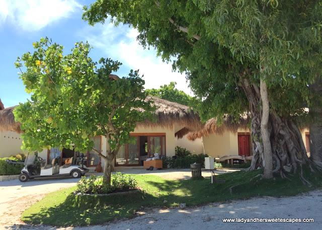 Bluewater Maribago bungalow
