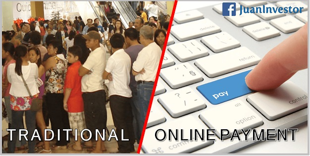 traditional-vs-online-payment