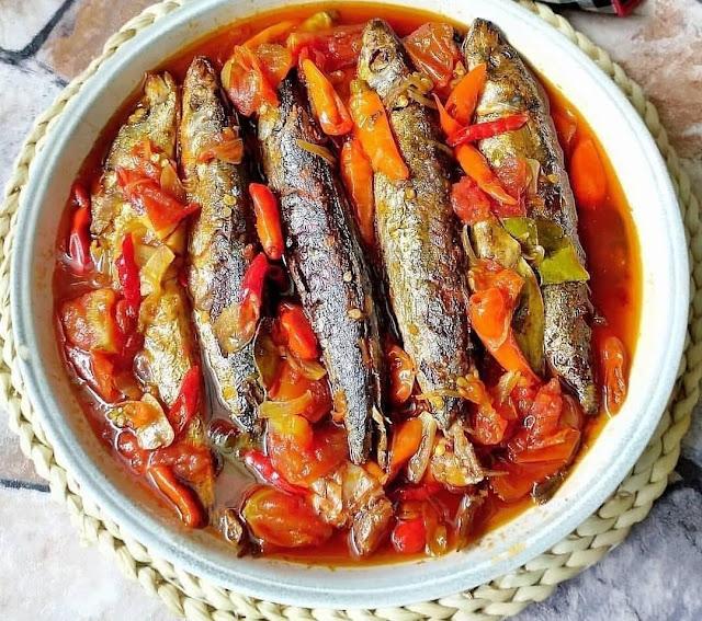 Resep Istimewa Ikan Pindang Bumbu Sarden