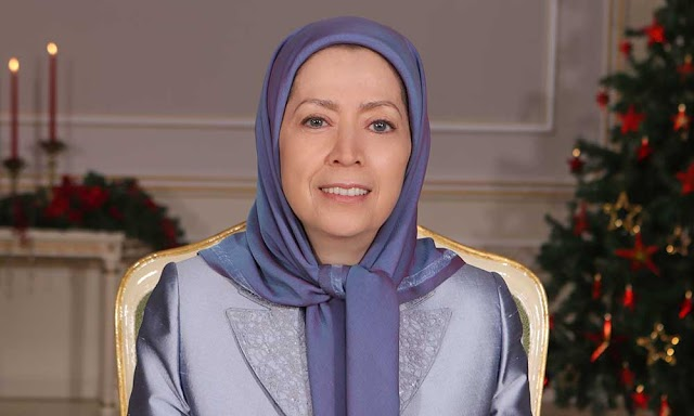 Message by Maryam Rajavi, On the occasion of Christmas and the advent of the New Year