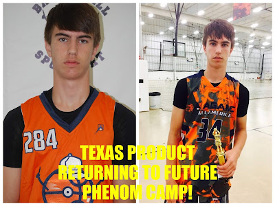 Texas Product Berry Set To Blossom At Future Phenom Camp!