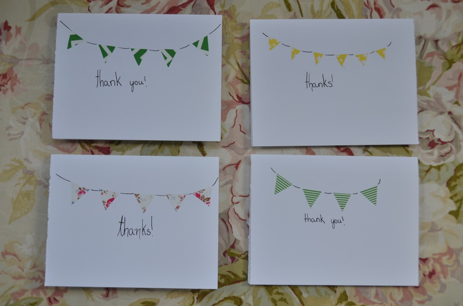 The Princess And The Frog Blog Diy Thank You Cards