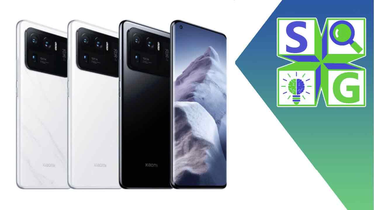 مواصفات الهاتف شاومي 11 الترا Xiaomi Mi 11 Ultra