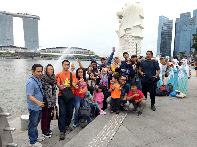 One Day Trip Singapore Dari Batam