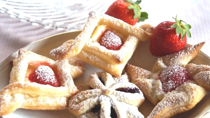 Le ricette di terroresplendore 3 idee dolci con la pasta for Ricette con la pasta
