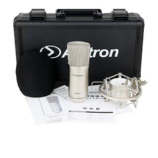 Alctron MC001 Profesional Mic Fet Condenser Microphone Original