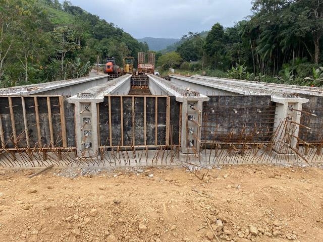 Rodovias do Vale do Ribeira recebem vistorias do Desenvolvimento Regional
