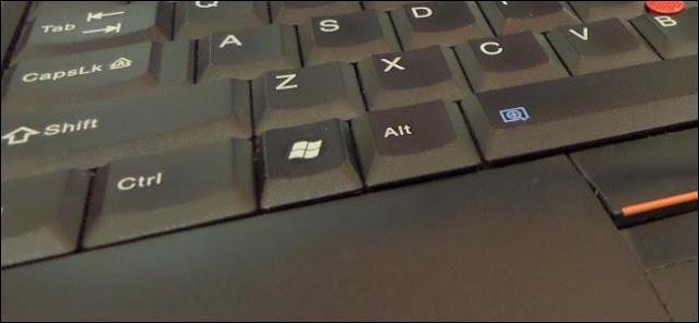 إختصارات لوحة مفاتيح لا حصر لها فقط باستخدام زر ALT