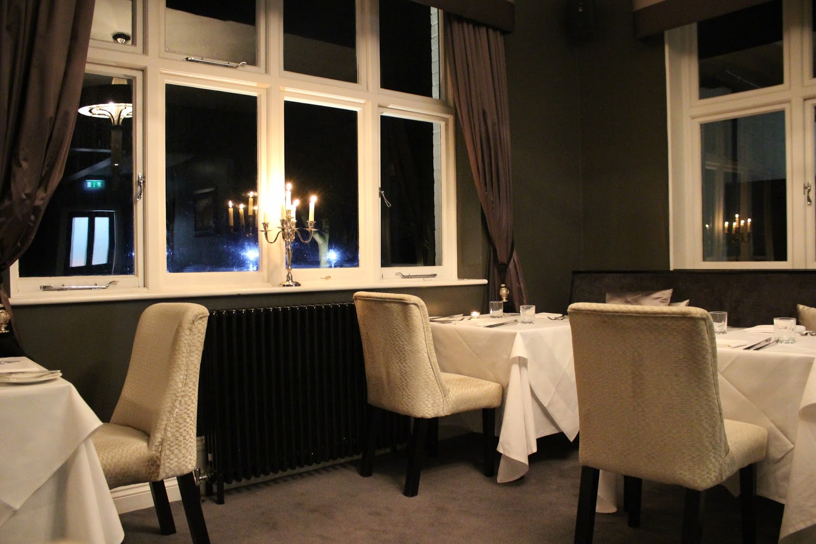 Paddocks House Hotel, Newmarket, Cambridgeshire - Restaurant