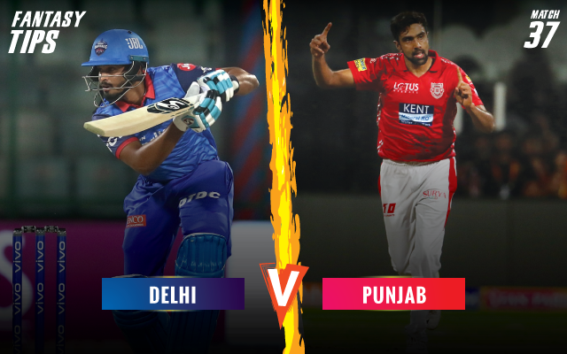 Delhi Capitals Vs Kings XI Punjab Match No 2