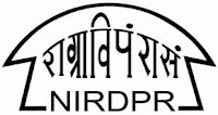 NIRDPR Junior Research Officer & Project Assistant Recruitment 2020