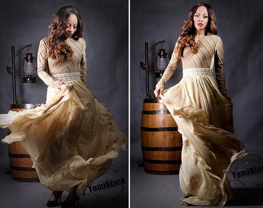 toke makinwa pictures