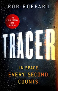Interview with Rob Boffard, author of Tracer - July 23, 2015