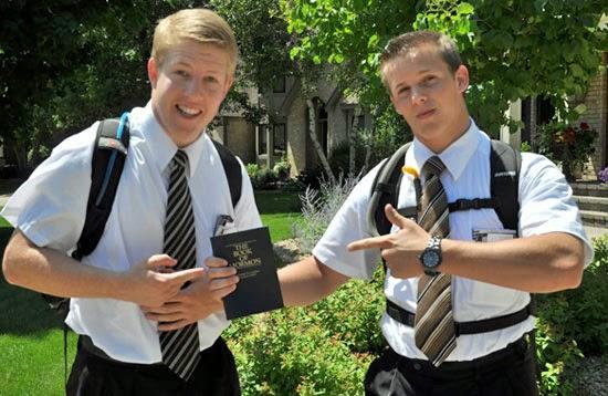 funny mormon joke picture
