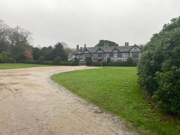Visiting Speke Hall Estate and Gardens