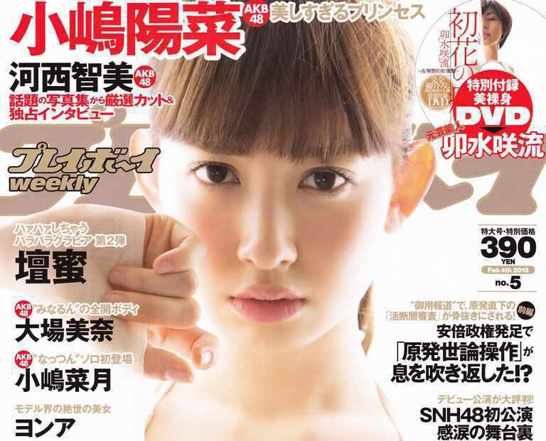 Weekly Playboy 2013 No.5