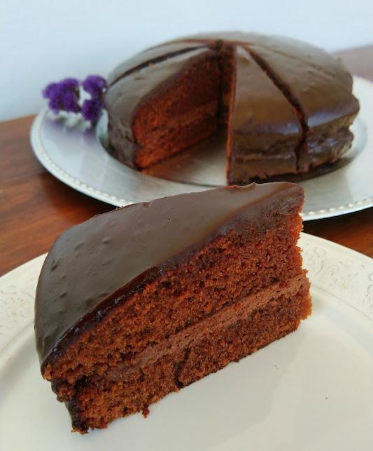 """Pastel de chocolate de """"Matilda"""" - Sweetter"""