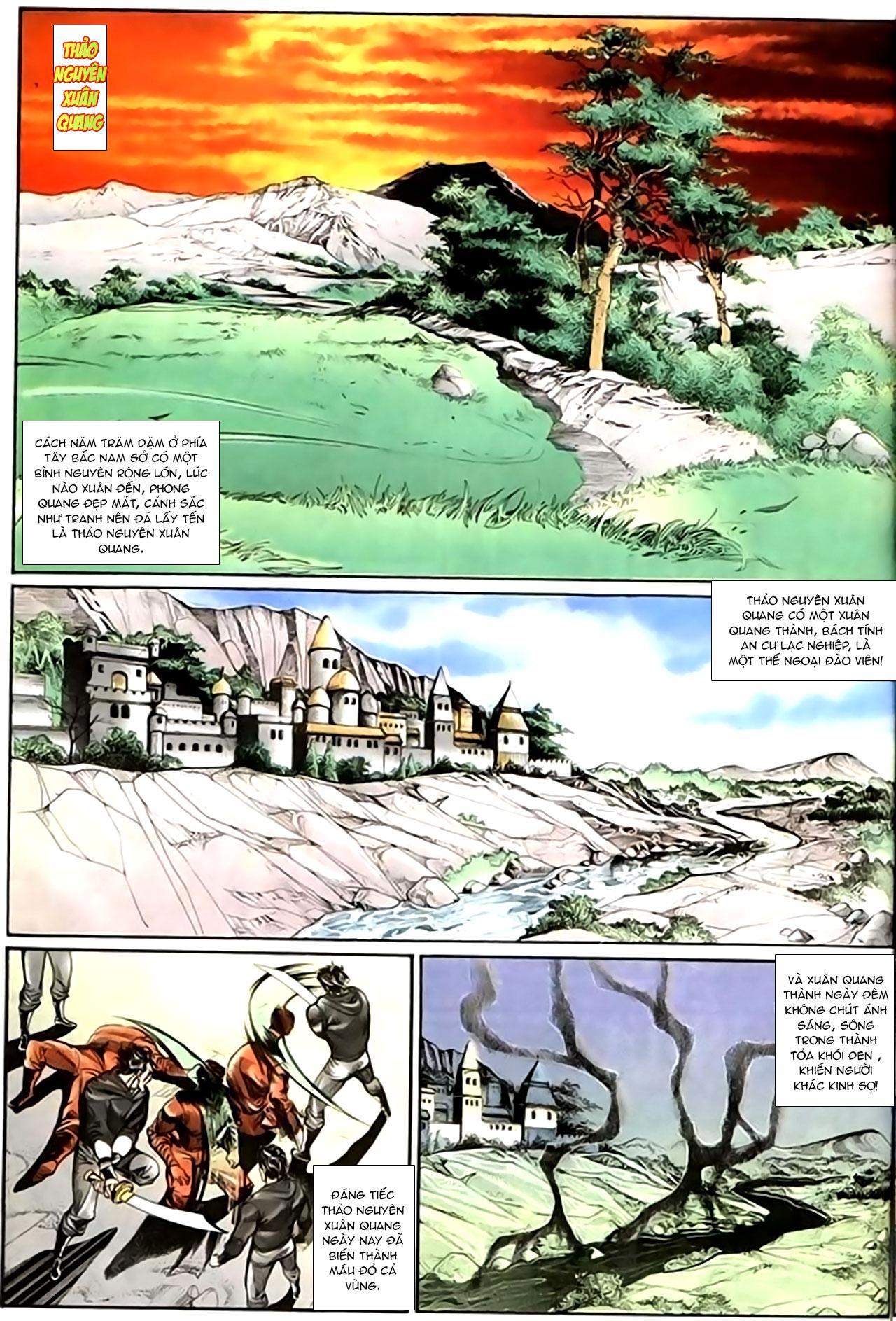 Cơ Phát Khai Chu Bản chapter 138 trang 25