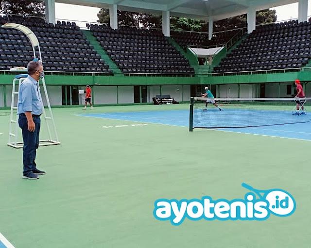 Prof Soetriono: Pak Rildo All Out dalam Memajukan Tenis Indoesia