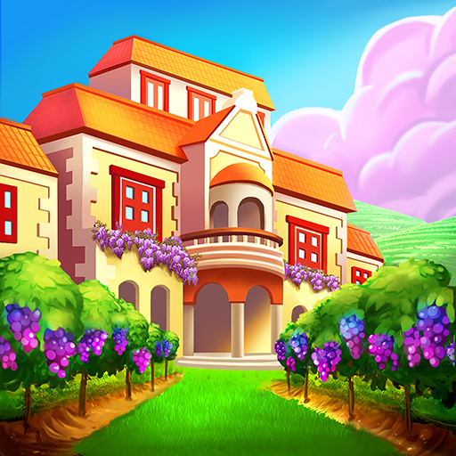 Vineyard Valley - VER. 1.19.8 Unlimited (Money - Star) MOD APK