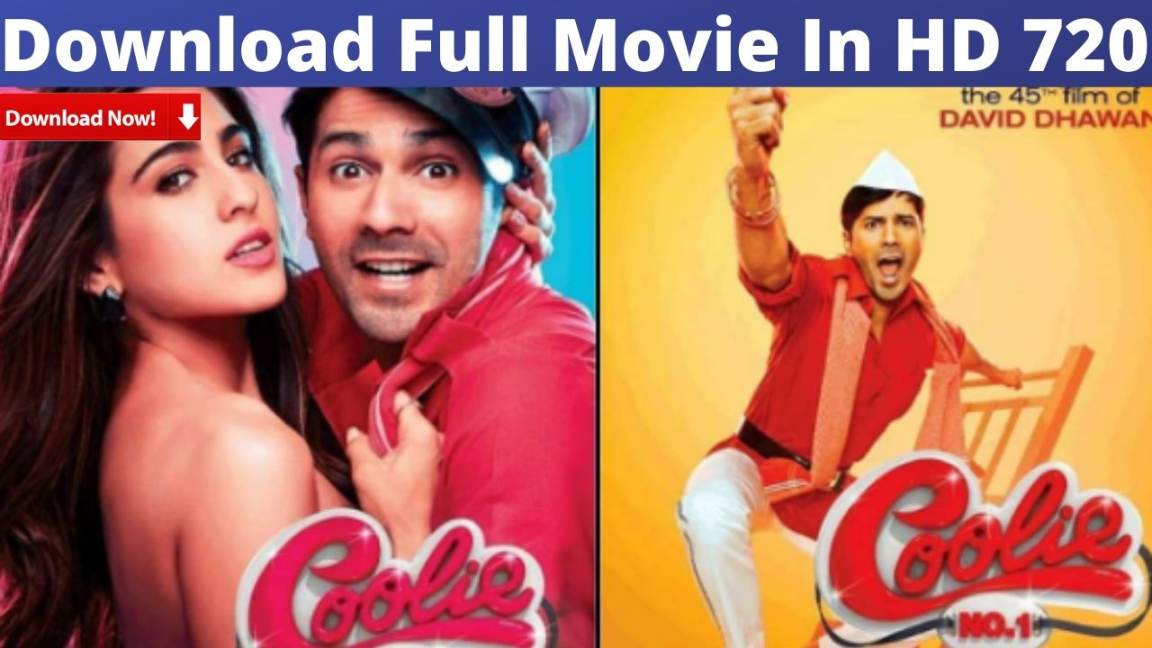 Coolie No. 1 Full movie Download 2020