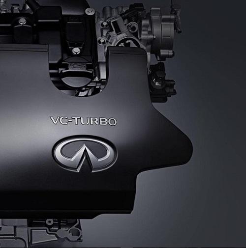 engine car infiniti VC Turbo