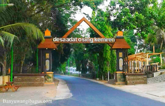 Desa Kemiren juara 2 trisakti tourism award kategori Desa Wisata berbasis Budaya