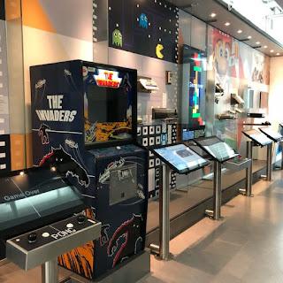 Historia de los videojuegos en el Museo Heinz Nixdorf
