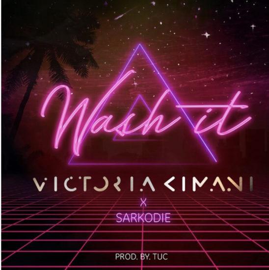 Music:Victoria Kimani – Wash It ft. Sarkodie