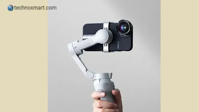 DJI Osmo Mobile 4 Launched With Magnetic Mount, Gesture Control: Check All Details Here