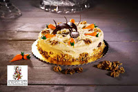viaindiankitchen - Carrot Cake
